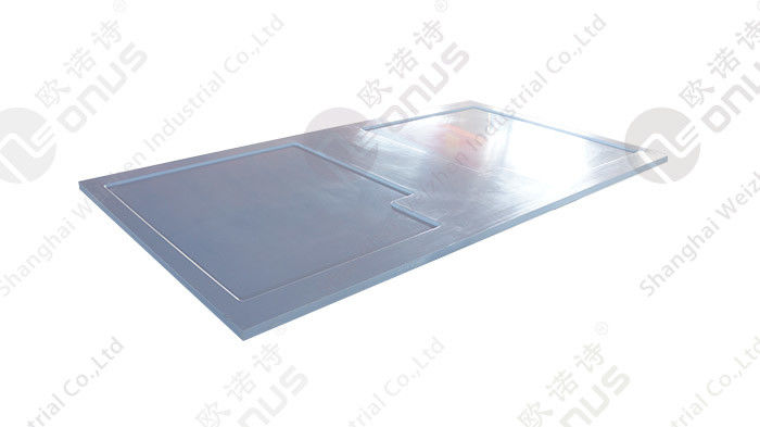 32mm Thickness Epoxy Resin Worktop Non - Porous Epoxy Resin For Fume Hood